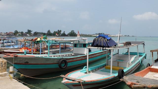 Pulau Harapan - foto very barus