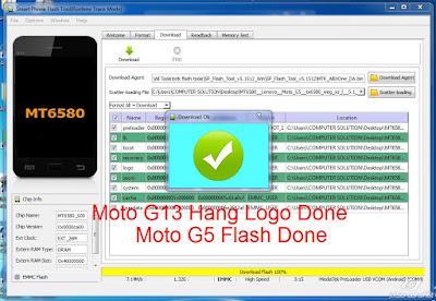 Motorola Moto G13 Firmware Flash File apk free