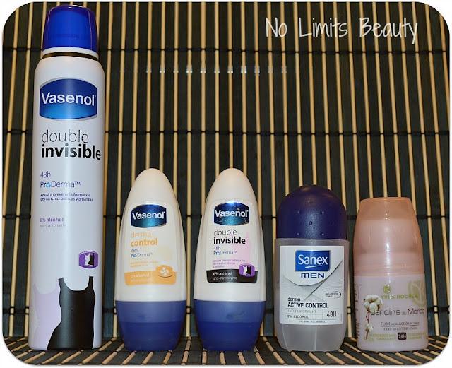 Esto va de: desodorantes... Favoritos?