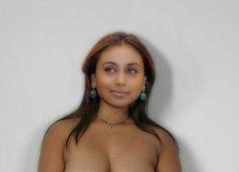 What, look sexy fucking rani mukrji something