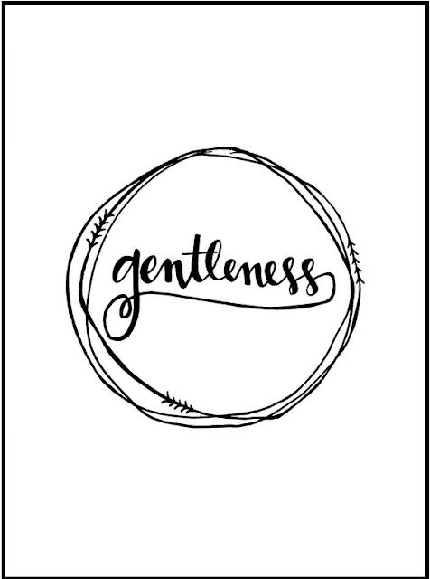 Gentleness logo