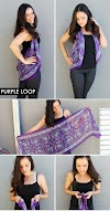 #DIY : How to Turn a Scarf into a Vest