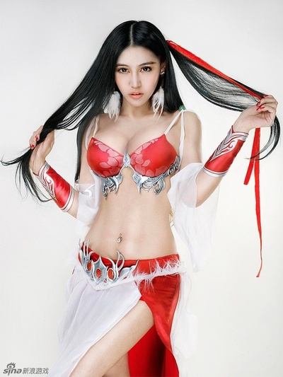 Beautiful Asian Cosplay