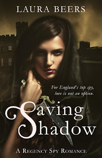 Heidi Reads... Saving Shadow by Laura Beers