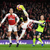 Arsenal 1 Huddersfield 0: Lucas Torreira the hero again as overhead kick seals three points for Gunners