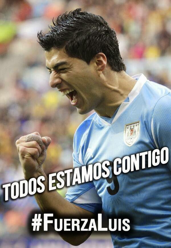 Fuerza Luis Suarez