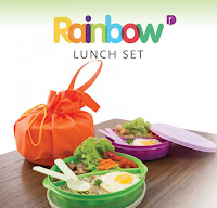 Dusdusan Rainbow Lunch Set ANDHIMIND