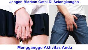 Tips Menghilangkan Gatal Pada Area Selangkangan Dan Pantat Atau Bokong