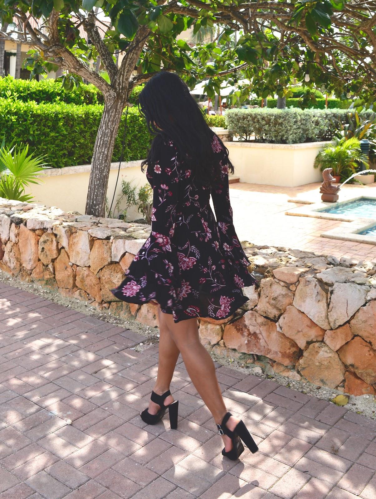 fashionably late blogger aruba boho dress forever 21 womens fashion aishly
