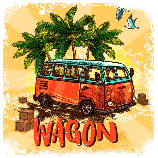 Escape With The Wagon Wal…