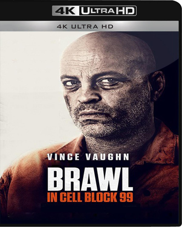 Brawl in Cell Block 99 [2017] [UHD] [2160p] [Subtitulado]