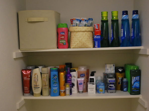Yes, I have a stockpile...No, I'm not a hoarder!!