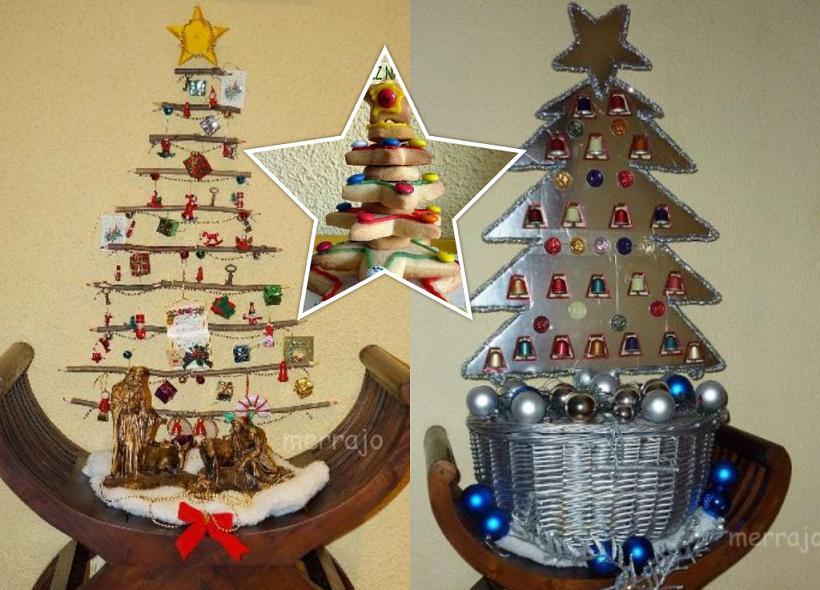 arbol de navidad reciclando cpsulas de nespreso