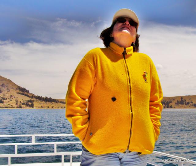 Lago Titicaca, Bolívia, país que exige vacina contra febre amarela