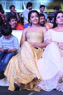 Actress Rashmika Mandanna Stills at Sarileru Neekevvaru Movie Pre Release