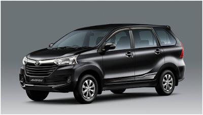 Mobil Toyota Avanza Terbaru