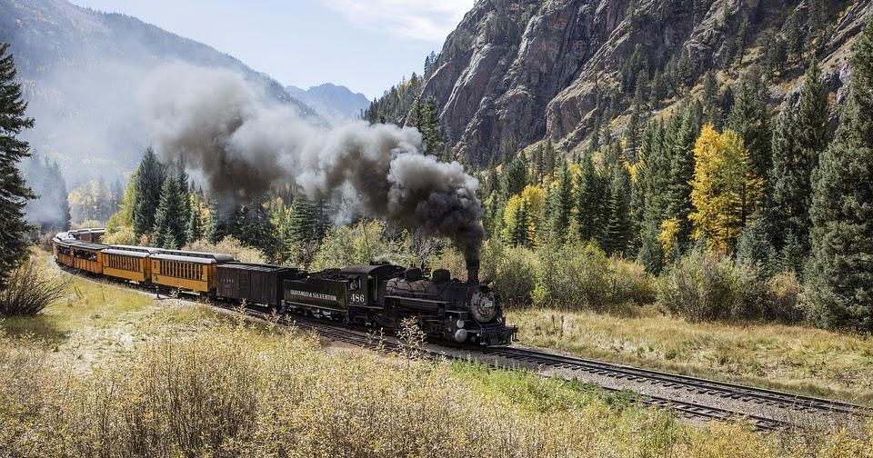 February 21st - Featuring Steam Locomotive Freebies!
