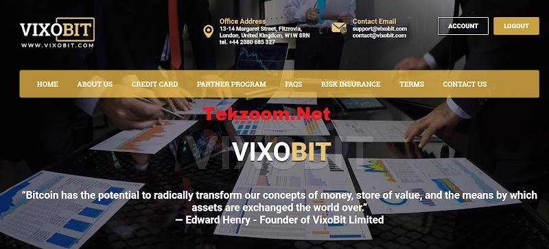 [SCAM] Review Hyip VixoBit - Lãi 11% hằng ngày - Thanh toán Manual