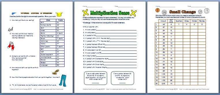 classroom freebies math enrichment worksheets. Black Bedroom Furniture Sets. Home Design Ideas