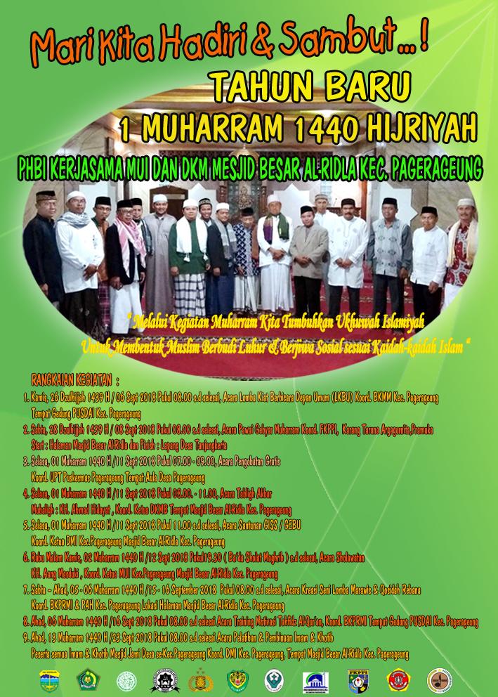 Banner Tahun Baru Hijriyah : banner, tahun, hijriyah, Download, Contoh, Spanduk, Ucapan, Selamat, Tahun, Islam, Format, KARYAKU