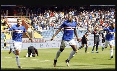 Sampdoria-Milan 2-0, il tabellino con gol marcatori