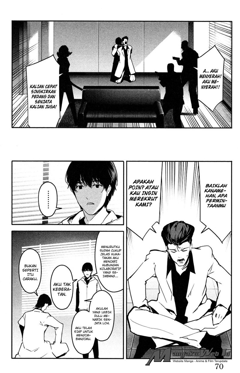 Darwin's Game Chapter 34-21