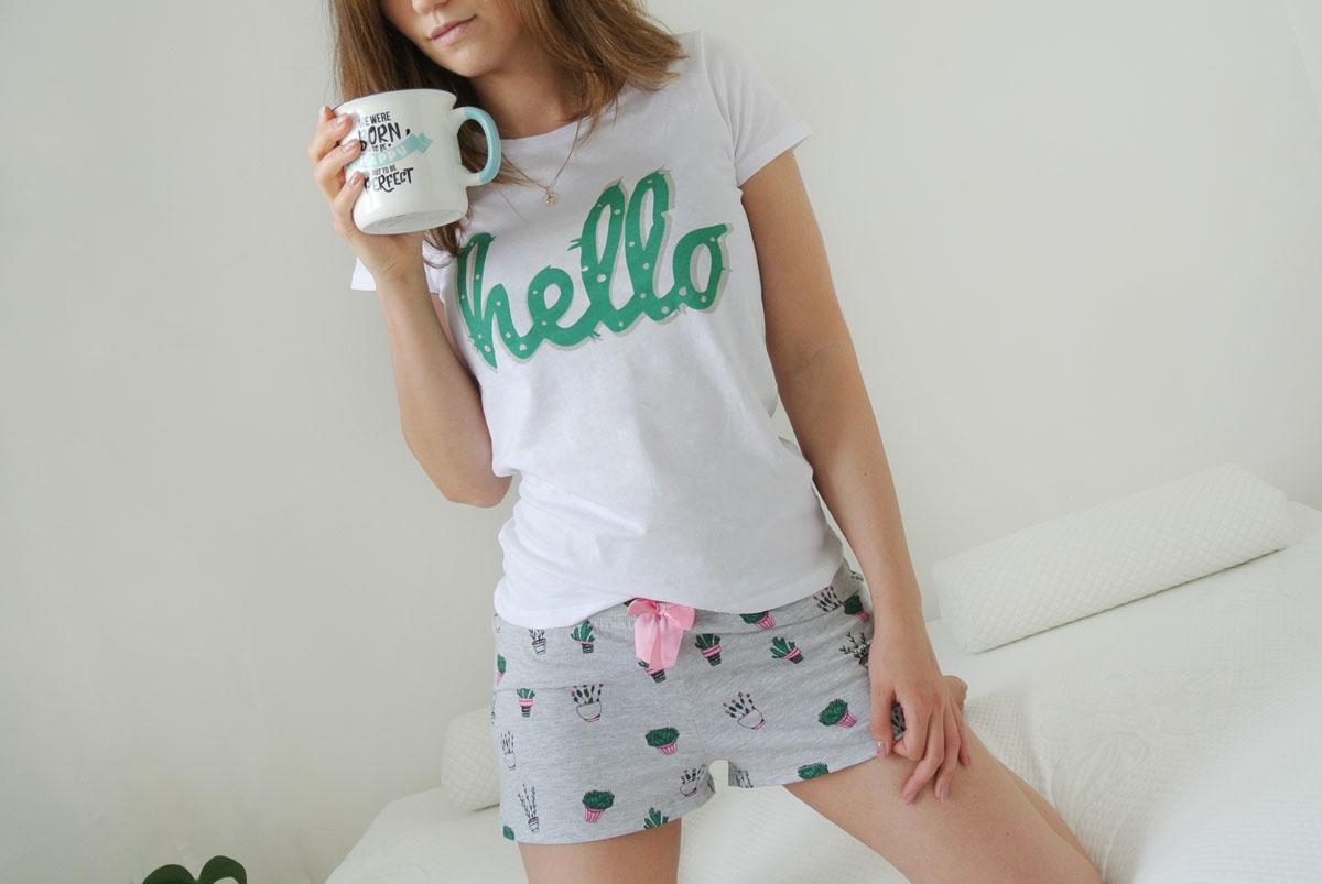 Zdrowy sen, plantpur, materac, materac ekologiczny, pidżama, fajna pidżama, modna pidżama