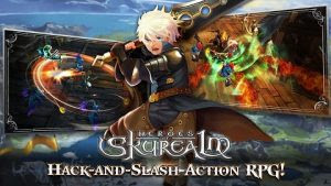 Heroes of Skyrealm untuk Android