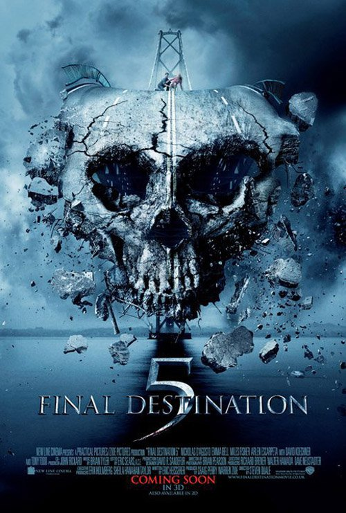 Final Destination 5 full movie 2011 Poster