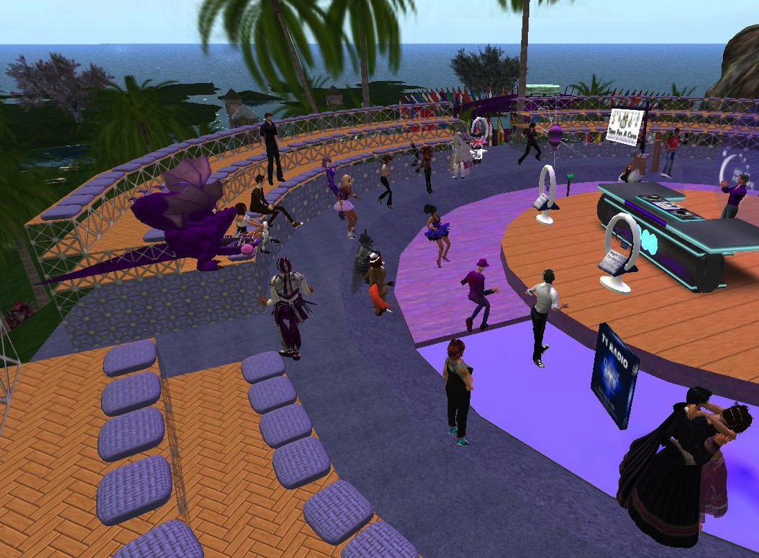 Second Life Newser The Halfway There Fair