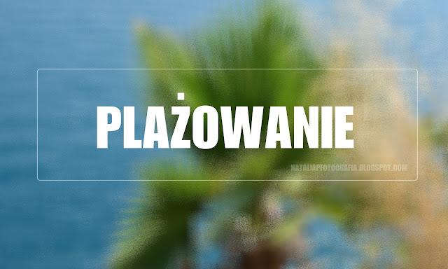 Plażowanie |
