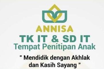 Lowongan SDIT Annisa Pekanbaru November 2018