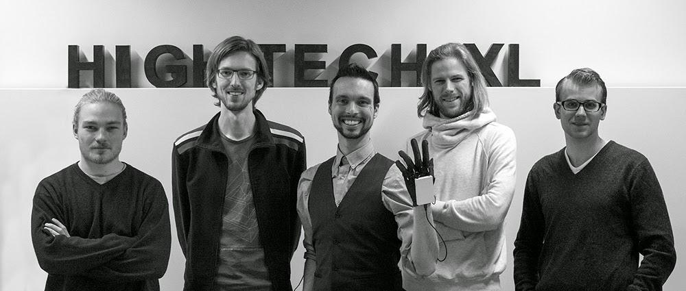 中國投資家看上荷蘭新創公司,取得智慧手套與無人飛行器的明日科技!
