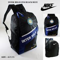Jual Tas Ransel Bola Klub Inter Milan