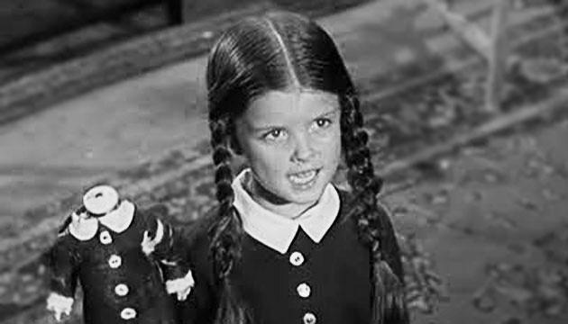 Vandinha (Lisa Loring) anos 60