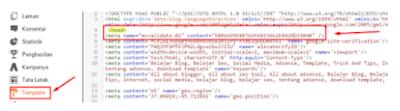 Cara Mendaftakan Blog Ke Bing dan Yahoo