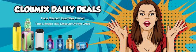 Limited Electronic Cigarette Shopping Spree | Vape Kit & Vape Mod & Vape Tank