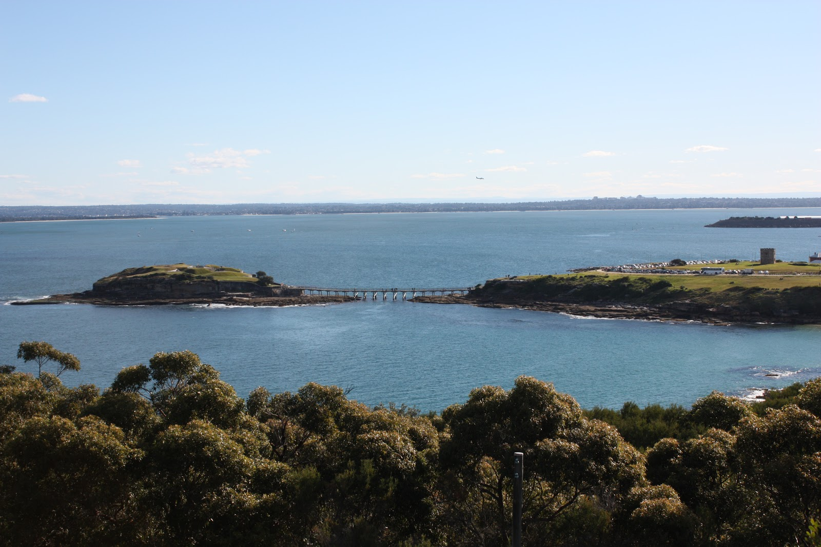Bare Island New South Wales
