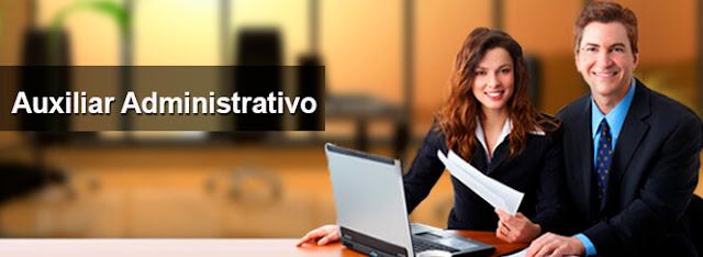 auxiliar administrativo cic