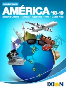 Catálogo Ixion Travel América 2018-2019