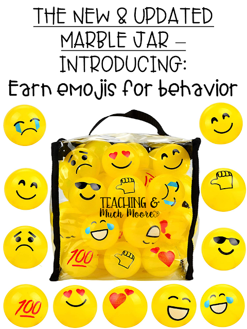 Using emojis for behavior management