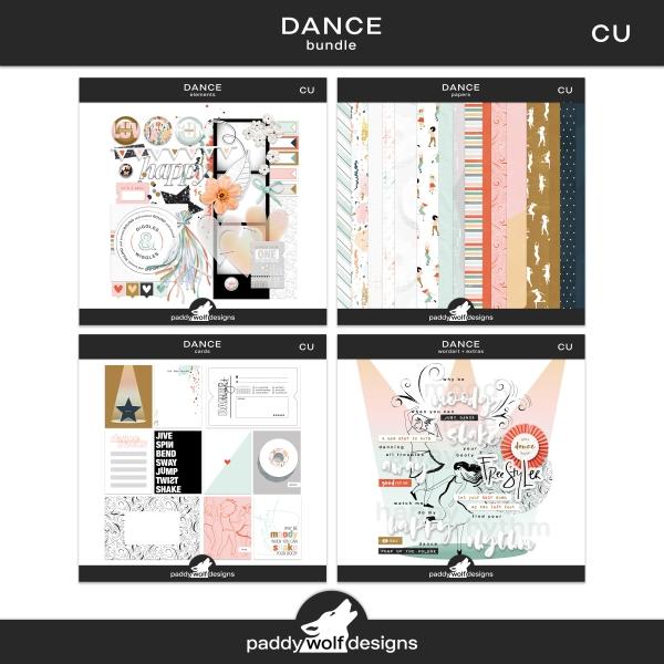 dance + freebie