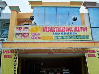 Kisah Sukses Penjual Martabak Manis Alim