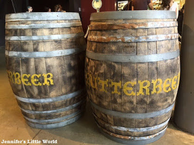Barrels of Butterbeer