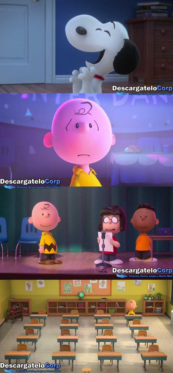 Snoopy y Charlie Brown Peanuts La pelicula HD 720p