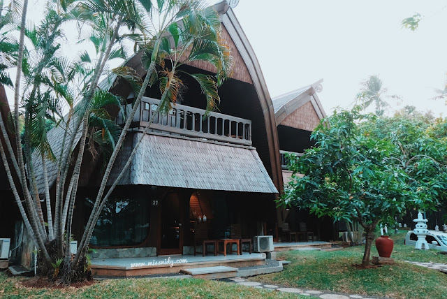 family suite putri duyung cottage