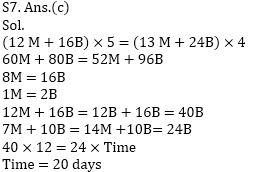 RRB NTPC Mathematics Quiz : 27th September_110.1