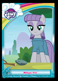 My Little Pony Maud Pie Series 5 Trading Card