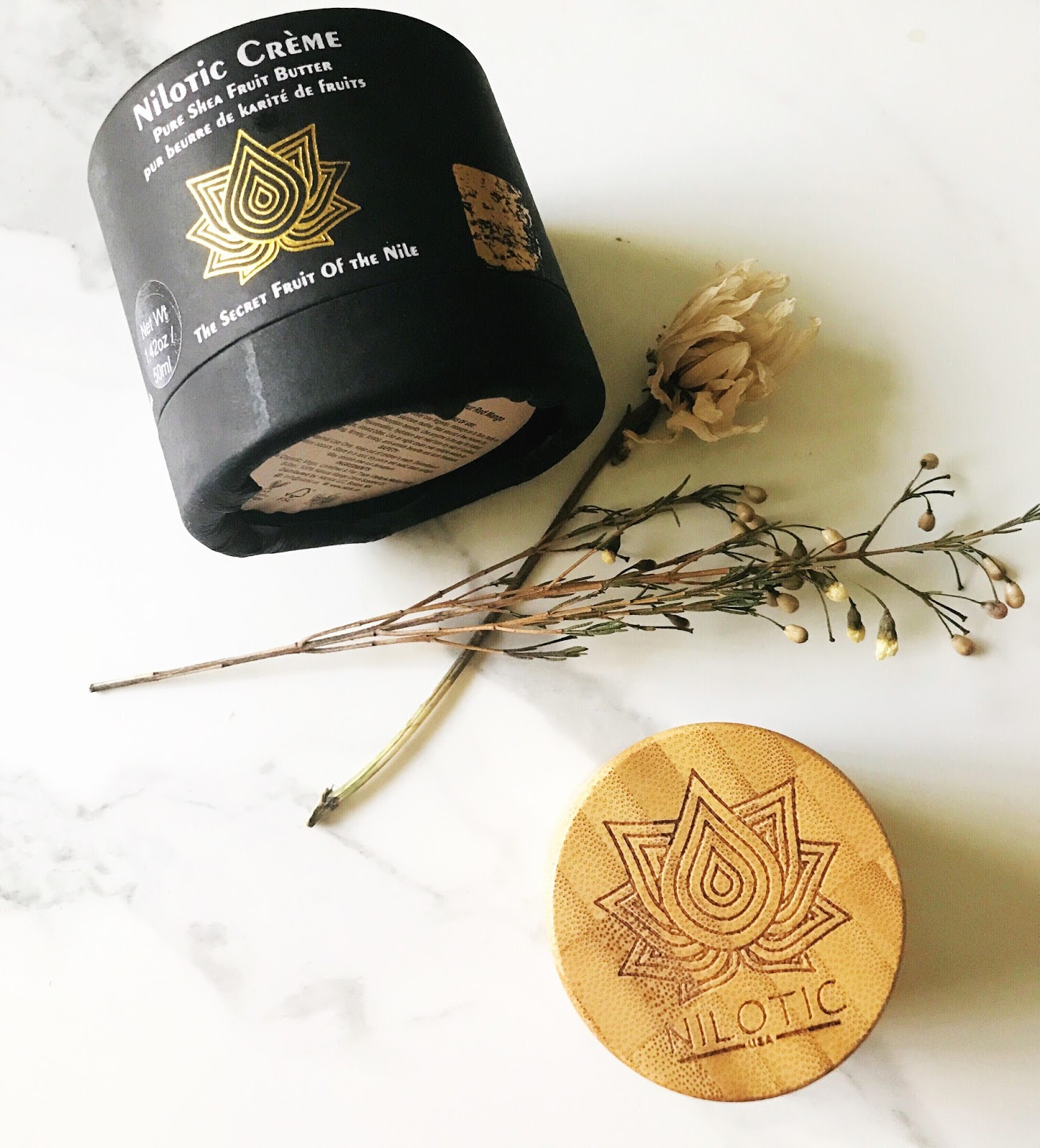 Nilotic body creme, vegan, skincare, luxury, good cause
