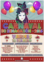 Carnaval de Benacazón 2016
